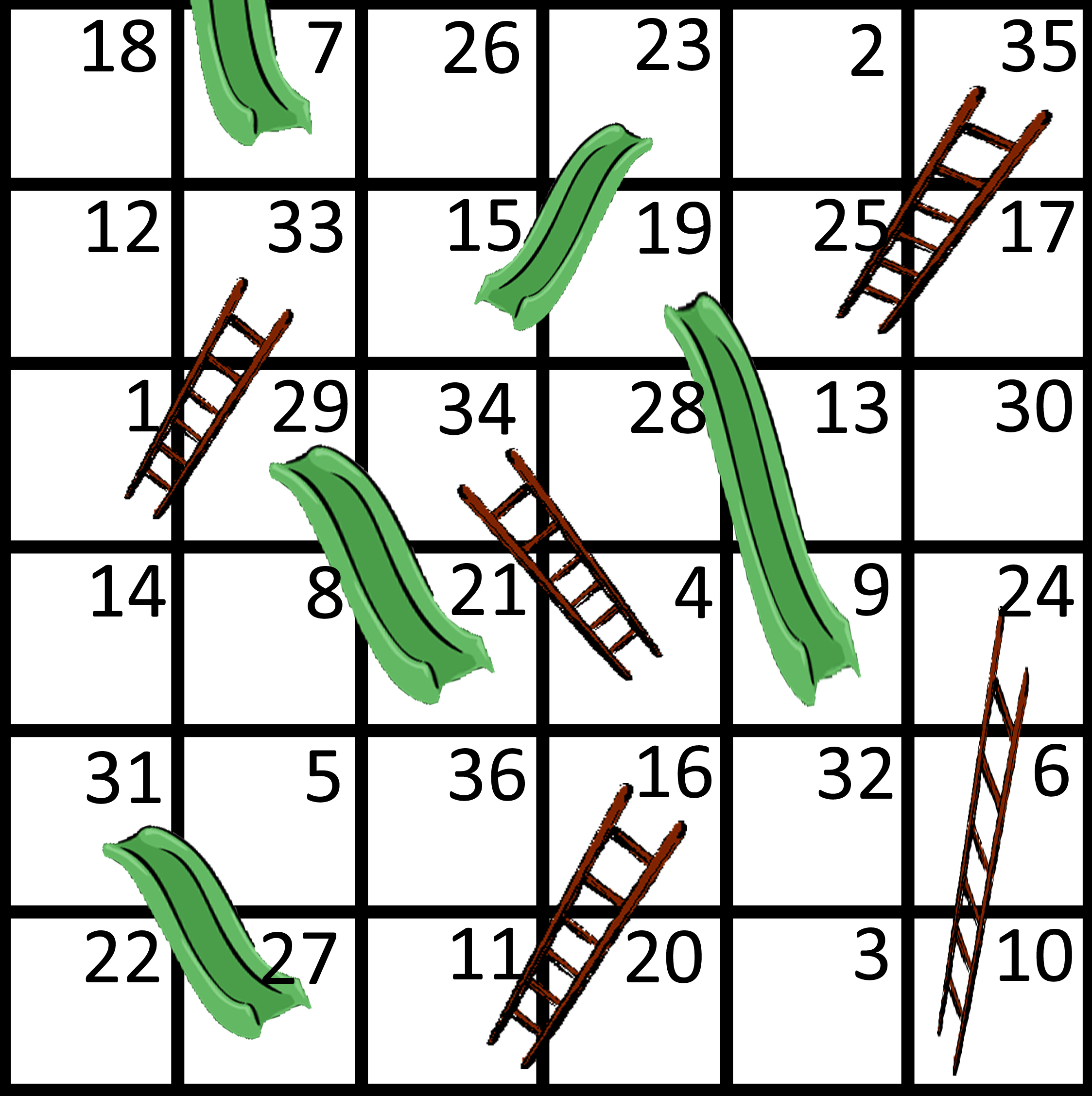 image relating to Chutes and Ladders Board Printable known as chutes and ladders recreation board 2019